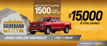 New Chevrolet & Used Car Dealer In Clarksville, TN - James Corlew ... Nissan Dealer Dickson Tn New Certified Used Preowned And Vehicles Toyota Serving Clarksville In Chevrolet Silverado 2500 Trucks For Sale In 37040 2016 1500 Ltz 4d Crew Cab Madison 2018 Double 3500 Service Body For Gmc Autotrader Kia Optima Sale Near Nashville Hopkinsville Lease Or Buy Business Vehicle Wraps Are Great Advertising Cars At Gary Mathews Motors Autocom Chevroletexpresscargovan