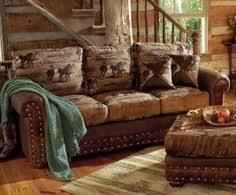 Luxury Western Living Room Furniture Designs Homey