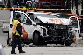 Truck Attack Suspect Is Charged With Terrorism Offenses - Seattle, WA For The Pro The Home Depot Canada Ladder Racks Trucks Van Rack Truck Rental Price Eight Killed As Truck Slams Into Pedestrians In Dtown New York For Rent Outside A Store Building Tustin Stock Tile And Grout Steam Cleaner Creative Junk Removal Sams Small Depotrental Two Dead Multiple People Hit By Cw33 Policies Are Under Scrutiny One Appeared To Be Used Hdr Image Tool Photo Edit Now 1047613300 Terrorist Sayfullo Saipov Drives Through Lower Lowes Improvement Catalog