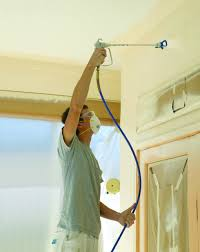 Best Airless Paint Sprayer For Ceilings by How To Use An Airless Paint Sprayer Pro Construction Guide