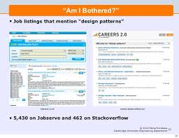 Decorator Pattern Java Example Stackoverflow by Lecture 5 Software Engineering And Design Design Patterns