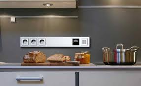 steckdosen in der küche richtig planen küchenfinder