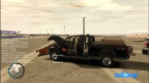 100 Gta 4 Trucks GTA Mod Showcase Dodge Ram 3500 Plow Truck And Ford F250 Plow
