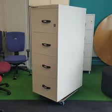 Used Fireproof File Cabinets 4 Drawer by Used Chubb Fireproof 4 Drawer Filing Cabinet