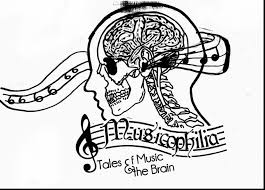 Download Coloring Pages Brain Page Remarkable Human With