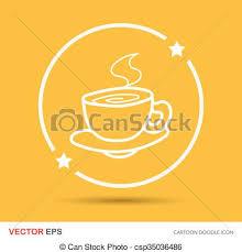 Coffee Color Doodle