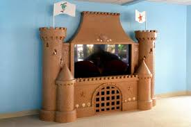 Sand Castle Video Cabinet And Play Tables