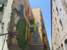 Famous Spanish Mural Artists by The Best Spots For Street Art In Barcelona