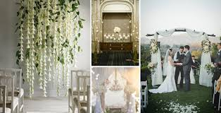 Wedding Ceremony Backdrops