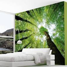 enchanted forest wall murals forest dreams wall mural