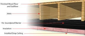 improve your tile grid ceiling west coast sound solutions