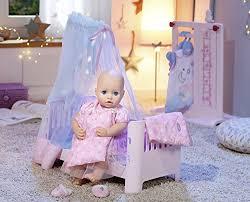 spielzeug babypuppen möbel rosa zapf creation baby annabell