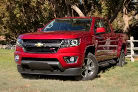 100 Fuel Efficient Truck Chevrolet Colorado Is Americas Most Pickup