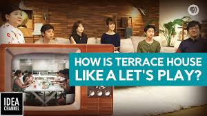 100 Terrace House How Is Like A Lets Play YouTube