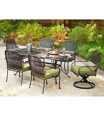 Mainstays Patio Furniture Replacement Cushions by Patio Cushion Set Ebay