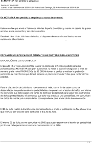 Movistar Titularidad Carta Poder Simple Mexico Wwwmiifotoscom