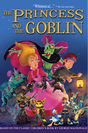 Sora039s Adventures Of The Princess And Goblin Poster