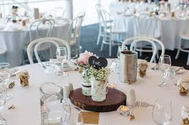 The Deck At Regatta Point Rustic Wedding Venues Canberra