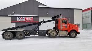 100 Roll Off Truck Off Truck Dion Peinture Industrielle