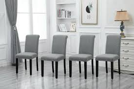 High Back Upholstered Dining Room Chairs Upholstered Ding Bench With Black Tone Pedestal Of Amazing French High Back Tufted Chair Set Of 2 Paragon Extending Table And 6 Chairs Boju Comfortable Room Armless Only Grey Fabric Kitchen Side For Bedroom Living Ding Room Chairs Chestnut Gray Weave Ophelia Co Kamron Skovby Rosewood My 1stdibs Elizabeth Velvet Glam Nailhead Accents Details About 4x Button New Large Circular Solid Oak Table With Square Leg Minimalist Elegant