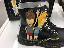 Beavis And Butthead Halloween Youtube by Fashion Corner Dr Martens Spring Summer 2017 Collection A Rain