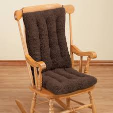 Sherpa Rocking Chair Cushion Set By OakRidge™