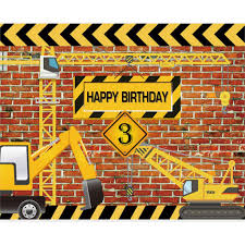 Allenjoy Background For Birthday Photograph Construction Party ... Printable Cstruction Dump Truck Birthday Invitation Etsy Pals Party Cake Ideas Supplies Janet Flickr Shirt Boy Pink The Cat Cakes Cupcakes With Free S36 Youtube 11 Diggers And Trucks Or Photo Tonka Luxury Smash First Invitations Aw07 Advancedmasgebysara