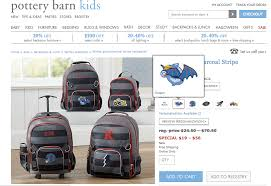 So Her Mom Thought Heck Maybe Pottery Barn Could Just Put A Dragon On Teal And Purple Backpack Instead Of Glittery Heart