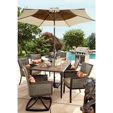 7 Piece Patio Dining Set by Ty Pennington Style 720 033 000 Madison 7 Piece Patio Dining