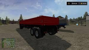 KAMAZ TRUCK PACK V1.8.0.0 FS17 - Farming Simulator 2015 / 15 Mod