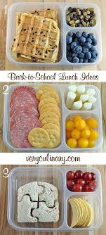 30 Back To School Lunchbox Ideas