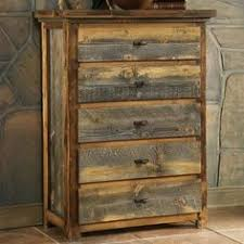 Mountain Woods FurnitureR Wyoming CollectionTM 5 Drawer Chest