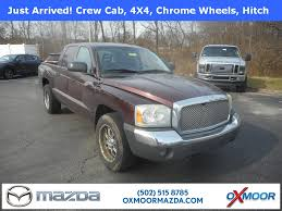 100 Dodge Trucks For Sale In Ky PreOwned 2005 Dakota SLT 4D Crew Cab In Louisville MU5381A