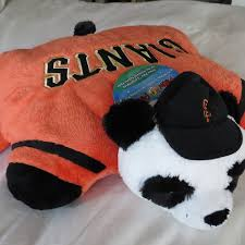 San Francisco Giants Pablo Sandoval Kung Fu Panda Pillow Pet