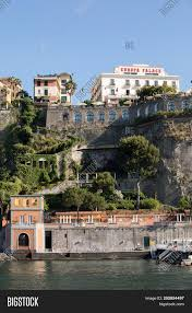 100 Houses In Sorrento Italy June Image Photo Free Trial Bigstock