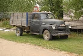 100 1952 Chevrolet Truck Autoliterate Saskatchewan Wheat Pool