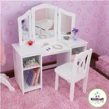kidkraft deluxe vanity chair 13018 pirum