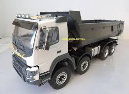 Vlv FMX 8 X 8 Dump Truck