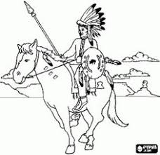 Tremendous Native American Coloring Book Free Printable Pages For Adults