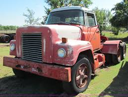 1969 International Semi Truck | Item G4195 | SOLD! October 3... Whats On First 1972 Intertional Harvester Pickup Truck Photos 73 Loadstar 1700 4x4 Going Off Road Youtube Project Car 1952 Lseries Classic Rollections 1969 Scout 800a V8 Convertible Travelette By Jarewyn On Deviantart 800a Sold Essential Buying Guide 80 800 Truckfax Binders Big And Not So 1967 Intionalharvester 1100 Quad Cab The Jeeps Most Unsuccessful Rival