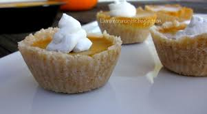 Paleo Pumpkin Custard With Gelatin by No Bake Mini Aip Pumpkin Pies With Coconut Whipped Cream Paleo