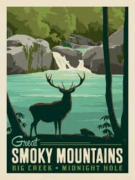 100 Mountain Design Group Anderson American National Parks Great