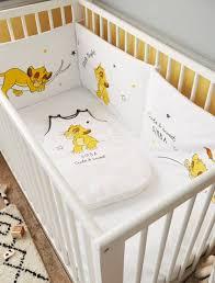 chambre bébé disney tour de lit roi de disney bébé garçon blanc kiabi 30 00