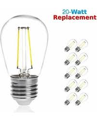 don t miss this deal luxrite lr21232 10 pack led filament s14