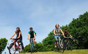 Top 10 Bike Rides For Fun Days Out With Friends
