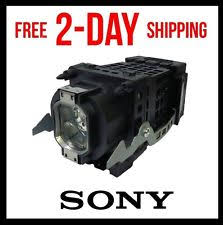 sony replacement bulb rear projection tv ls ebay
