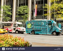 100 Food Trucks In Nyc Gourmet NYC Stock Photo 49749616 Alamy