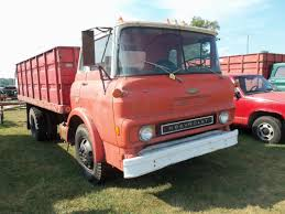 100 Toy Grain Trucks Cabover Truck 1966 Chevrolet COE 60 Grain Truck My Truck