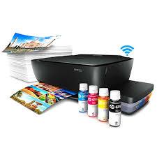 HP Impresora Ink Tank Wireless 415 Z4B53A Tintas Negra Y Colores