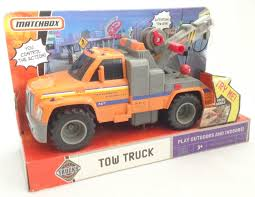 100 Matchbox Tow Truck Buy Rescue Net Motorized In Cheap Price On